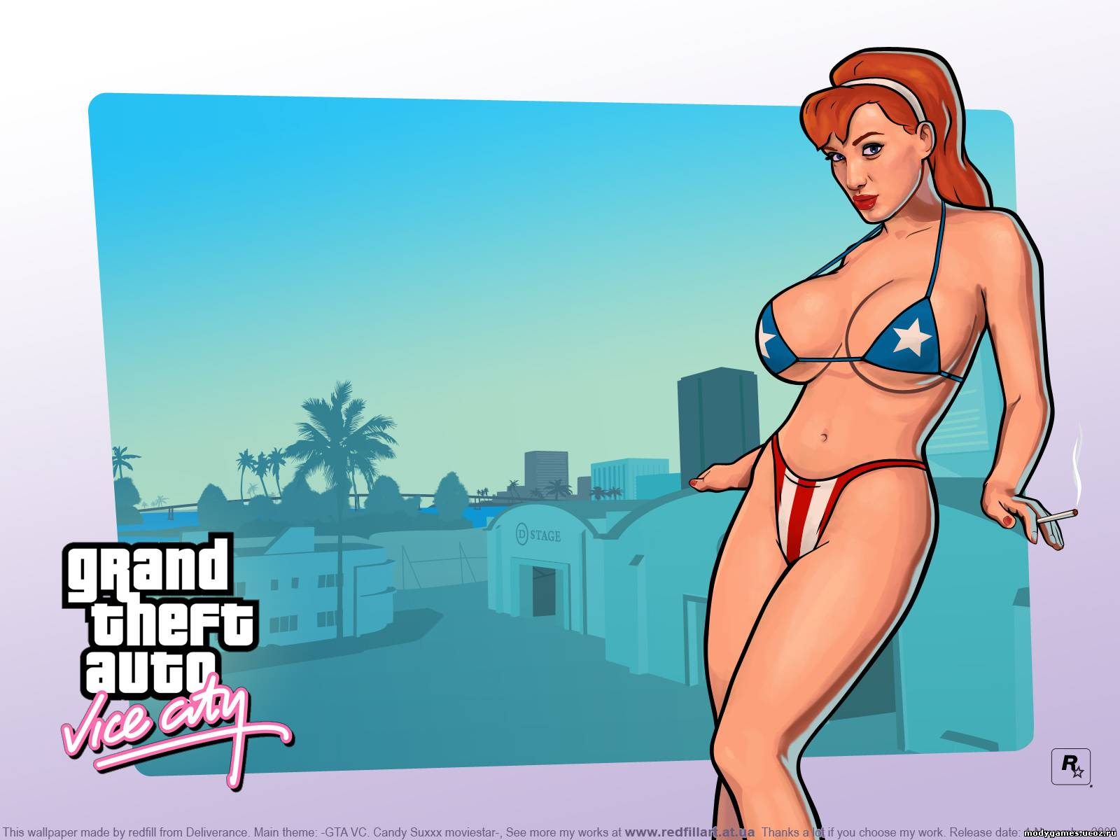 Gta vice city girls nude hentay movie